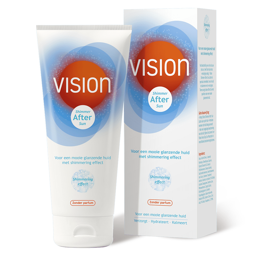 Vision Shimmer After Sun – 200 ML