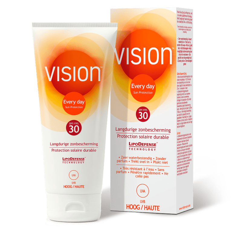Vision Every Day Sun Protection – SPF 30 – 100 ML