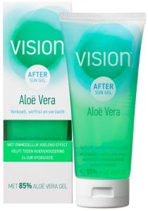 Vision After Sun Aloë Vera-200 ml